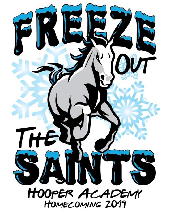 Homecoming 2019 | Freeze Out the Saints!